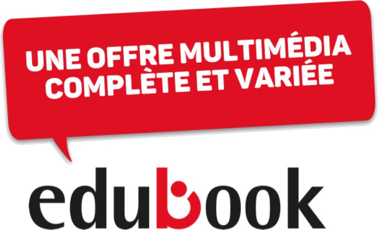 Edubook - Une offre multimédia complète et variée