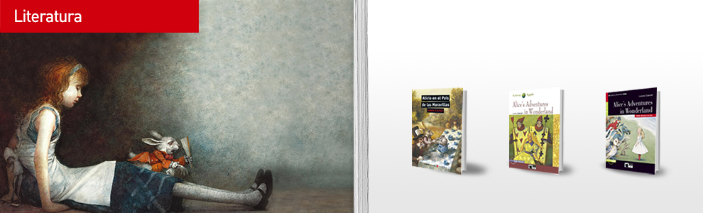 Literatura - Alicia en el País de las Maravillas