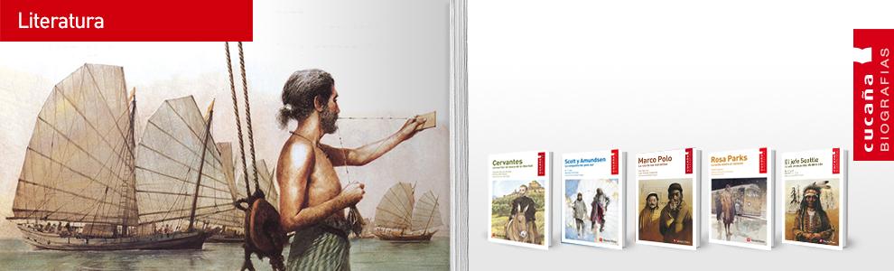 Colección Cucaña Biografías