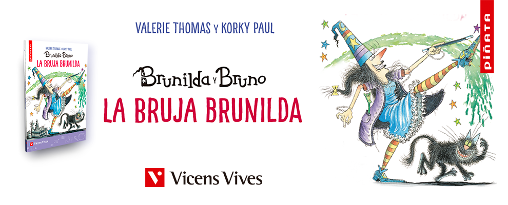 Vicens Vives La Bruja Brunilda