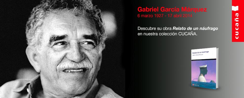 Gabriel García Márquez, 6 marzo 1927 - 17 abril 2014
