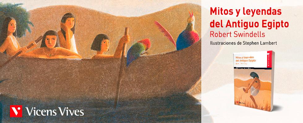 Mitos y leyendas del Anitugo Egipto