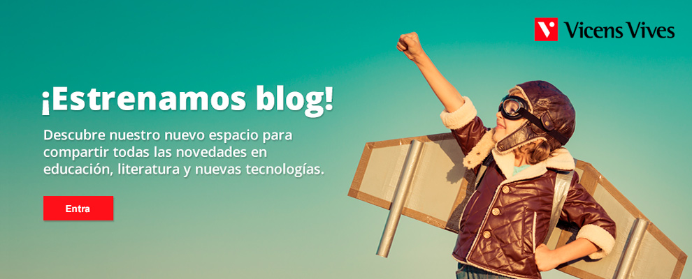 Nuevo Blog Vicens Vives