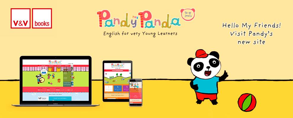 Vicens Vives Pandy the Panda