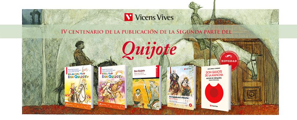 Vicens Vives Centenario Quijote